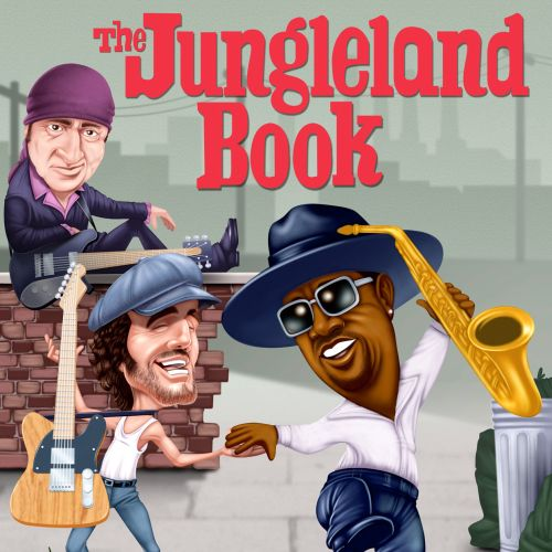 The Jungle Land Book cover
