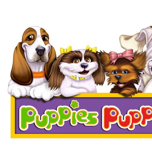 Puppies Puppies character design