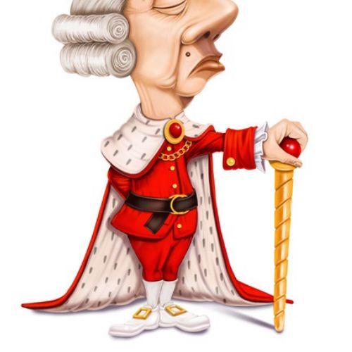 Ron Borresen Character illustrator. USA