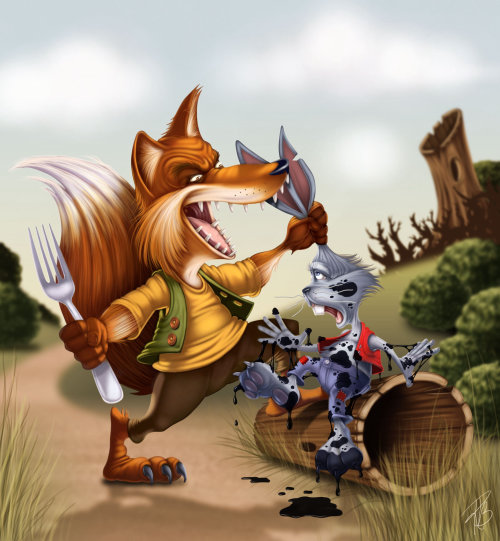 Computer Generated Tales of Br'er Rabbit poster