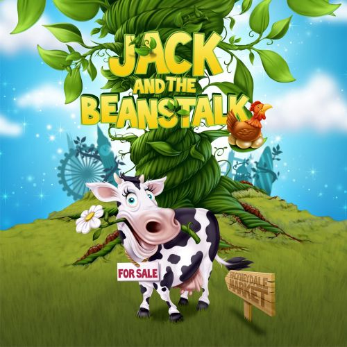 Jack and the Beans Stalk book cover