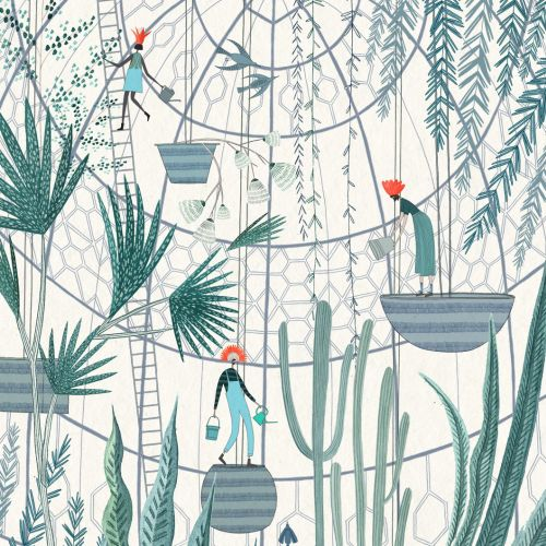 Rosanna Tasker Line Illustrator from United Kingdom
