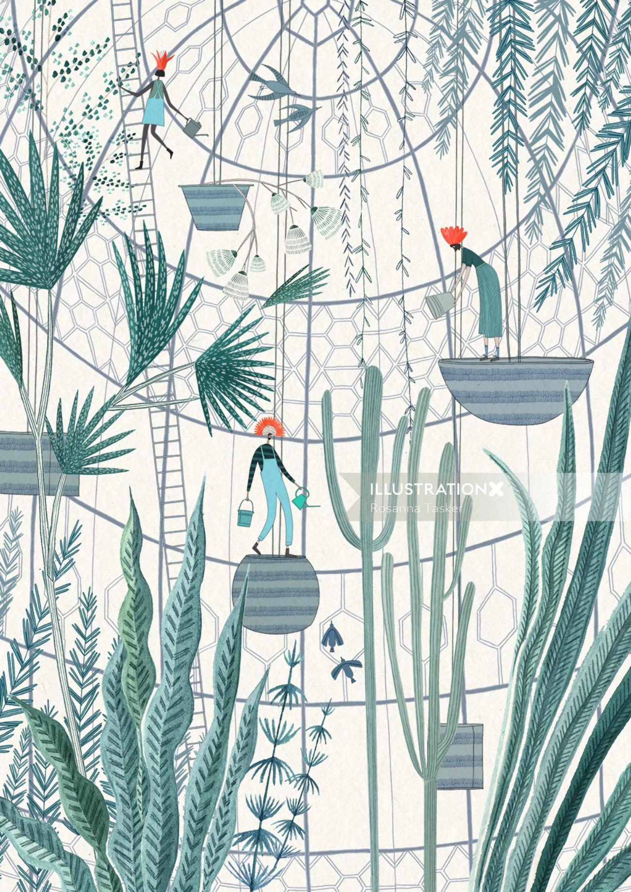 greenhouse, grow, growing, gardening, gardener, community