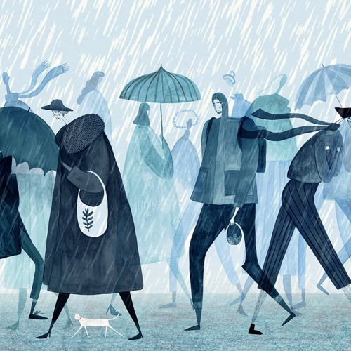 Rosanna Tasker Contemporary Illustrator from United Kingdom