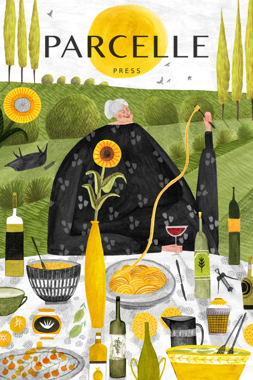 magazine, editorial, wine, food, italy, pasta, grandma, granny