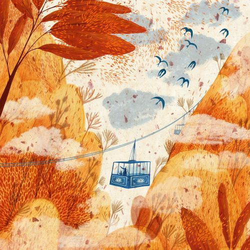 Rosanna Tasker Children Illustrator from United Kingdom