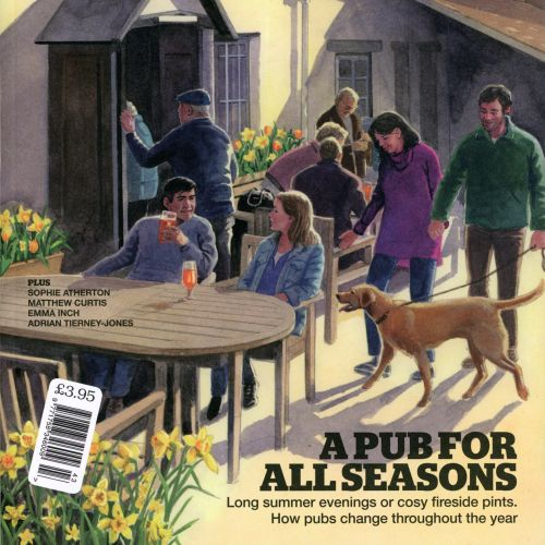 Think publishing Lifestyle Pubs through the seasons
