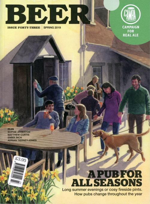 Think publishing Lifestyle Pubs through the seasons