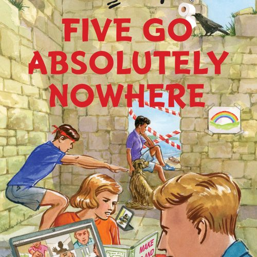Lifestyle five go absolutely nowhere