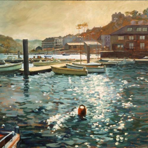 Ruth Palmer Painting