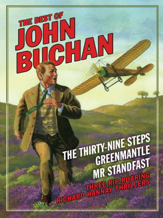 Book cover of the best of john buchan