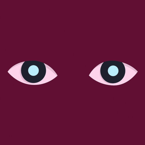 Animation of Looking Eyes