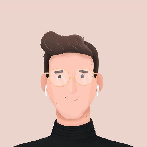Samy Löwe People Illustrator from  Deutschland