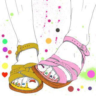 Sarah Beetson - Pop culture illustrator. Australia