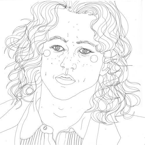An illustration of Heath Ledger