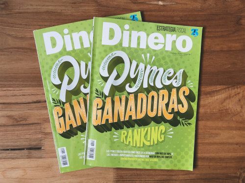 Ilustração da capa do livro Dinero