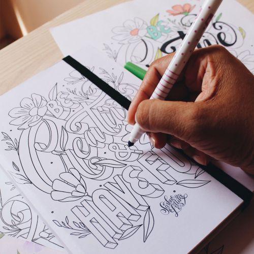 Saskia Bueno Business Illustrator from Colombia
