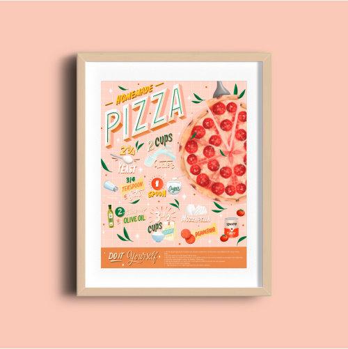 食谱-披萨