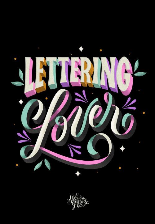 Lettering Lover
