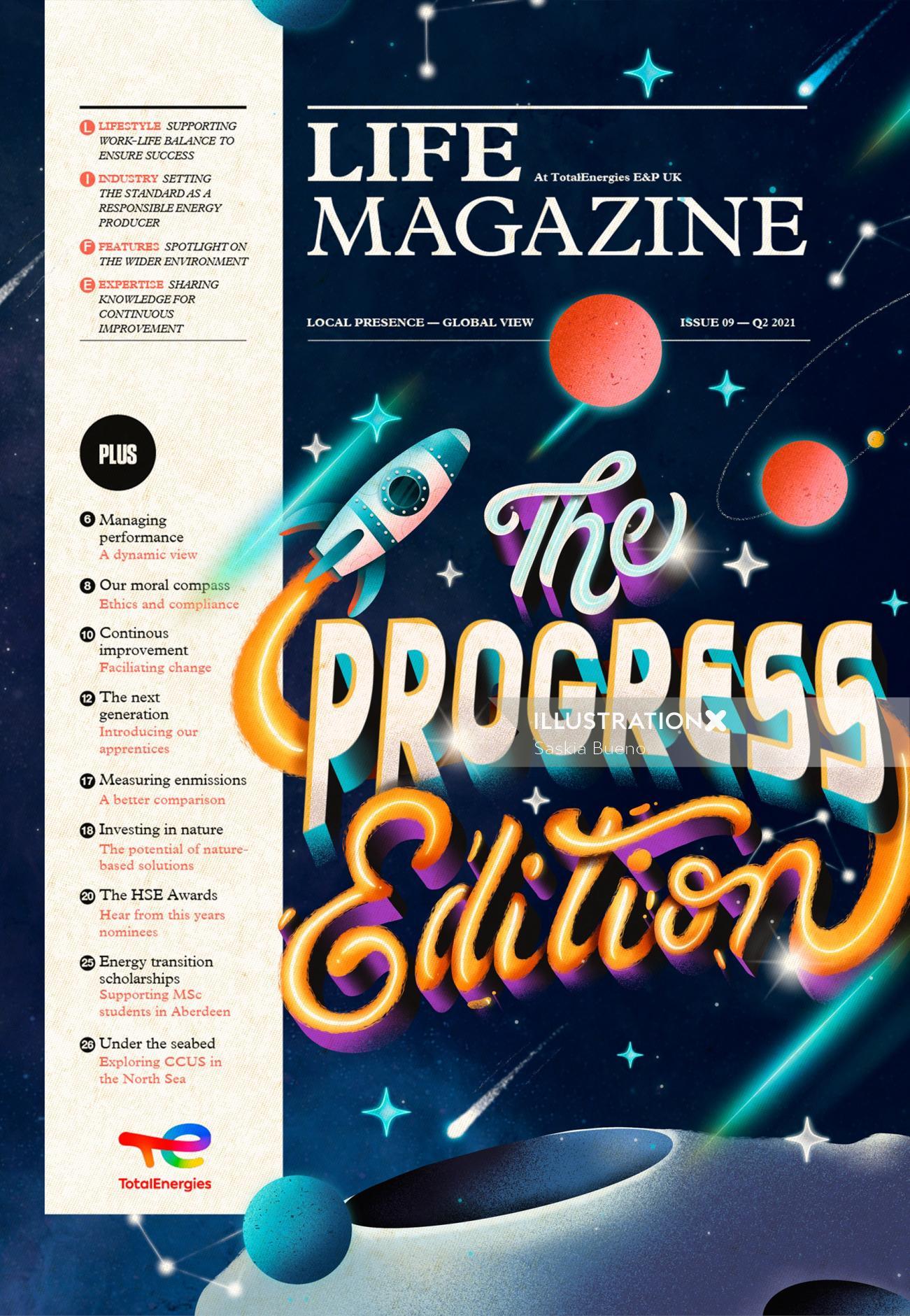 The Progress Edition - Life Magazine