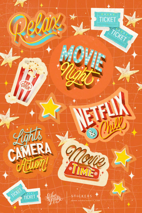 Stickers - Movie