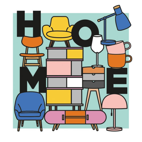 furniture, interior, homeware, modern, pattern, furniture, print, poster, interior, homeware, chair,