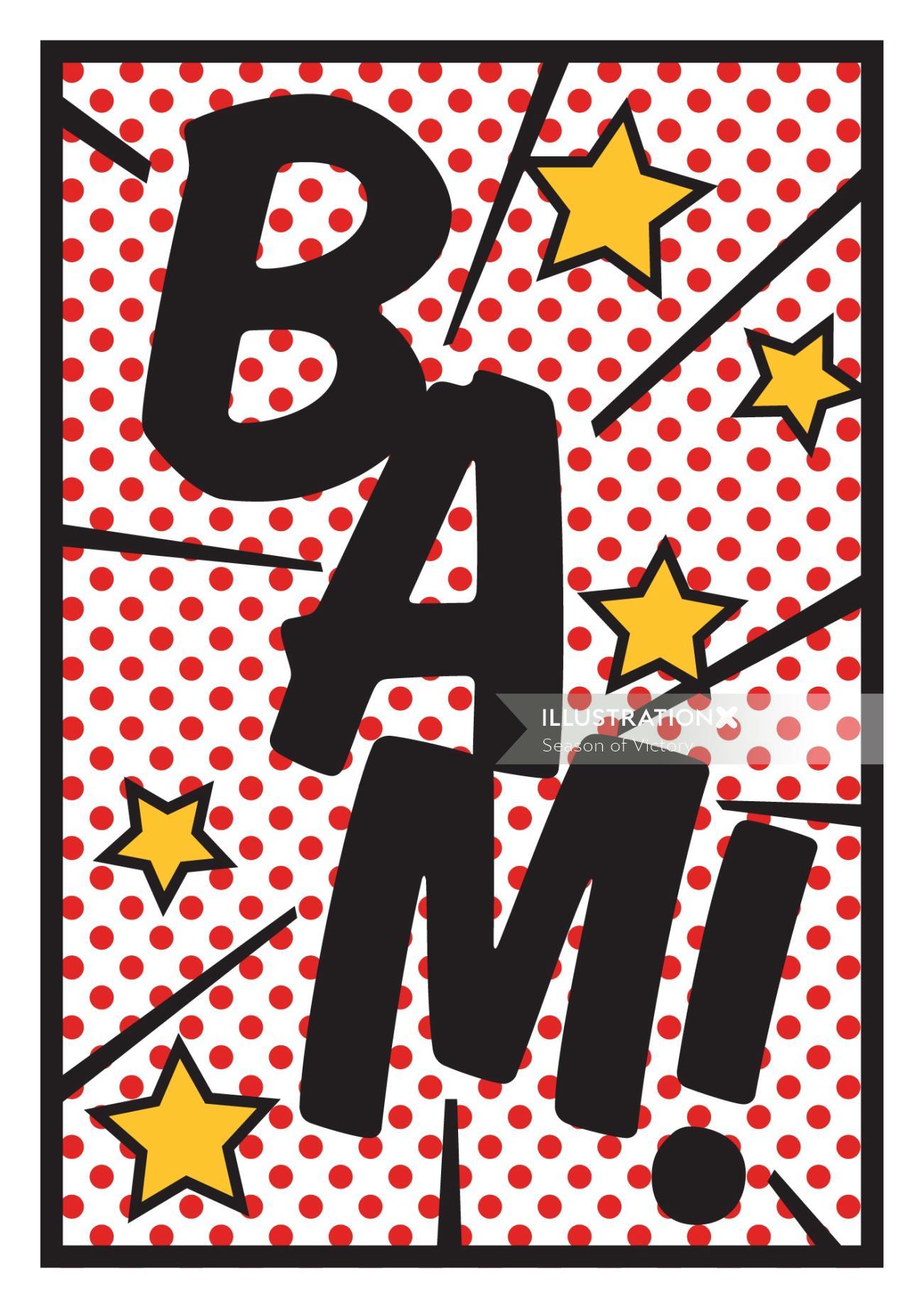 bam, comic, cartoon, comicbook, popart, pop graphic, pop, boom, superhero, hero, comic strip, cartoo