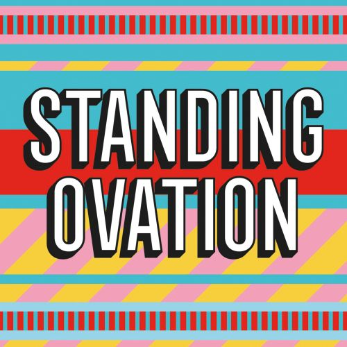 Standing Ovation pattern gif animation