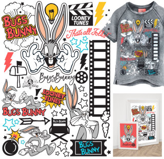 licensing, character licensing, branding, apparel, tshirt, graphics, style guide, character art, car