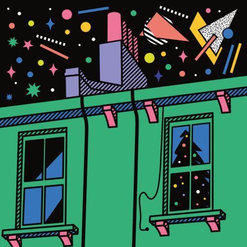Christmas, Salvation Army, Christmas eve, Santa, winter, christmas night, night, city night, London,