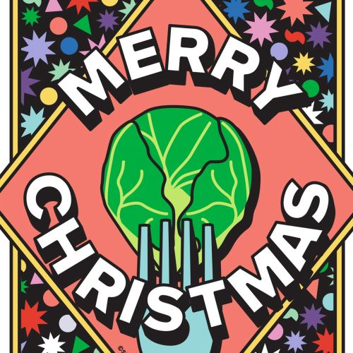 merry christmas, christmas, holiday, brussel sprouts, sprouts, feast, dinner, vacation, winter, holi