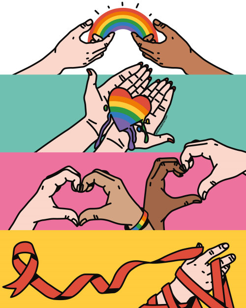 Pride, LGBTQ, kids book, teens book, book cover art, hands, love, emotions, selfcare, self care, hea