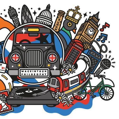 Season of Victory Pop Illustrator from United Kingdom