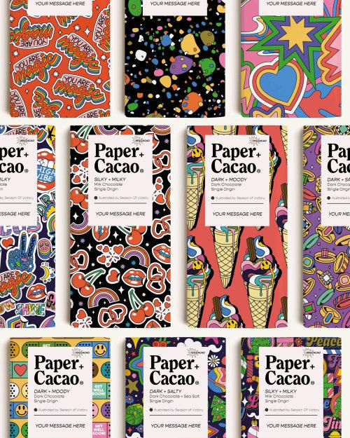 packaging, illustrated packaging, food, chocolate, packaging design, gift pckaging, chirstmas, valen