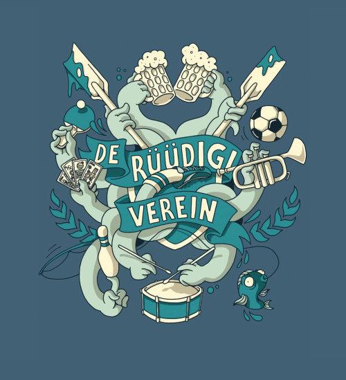Graphic De Ruudigi Verein