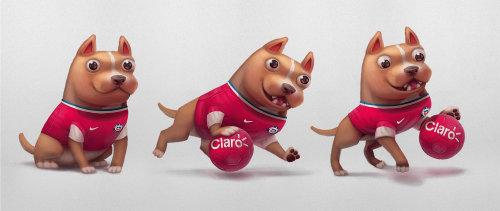 Chile Mascot