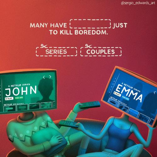 Character design john emma couples