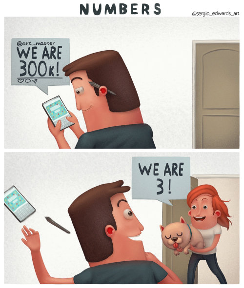 Character design we are 300k