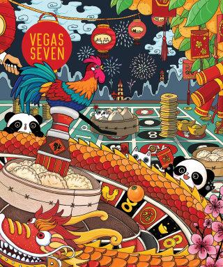 New Year, Panda, China, Chinese, Gamble, Gambling