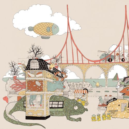 Shanghee Shin International Whimsical children's illustrator. Seattle
