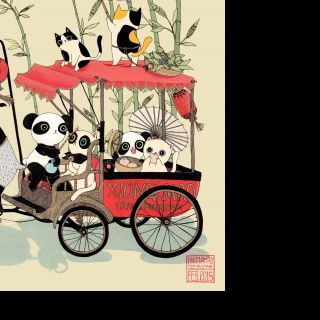 Shanghee Shin Cartoon & Humour
