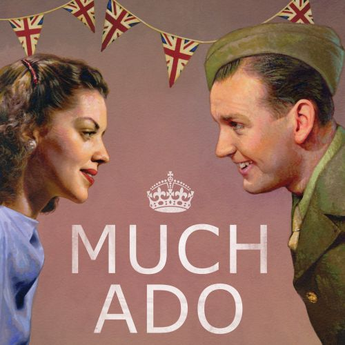 cover of Much Ado About Nothing