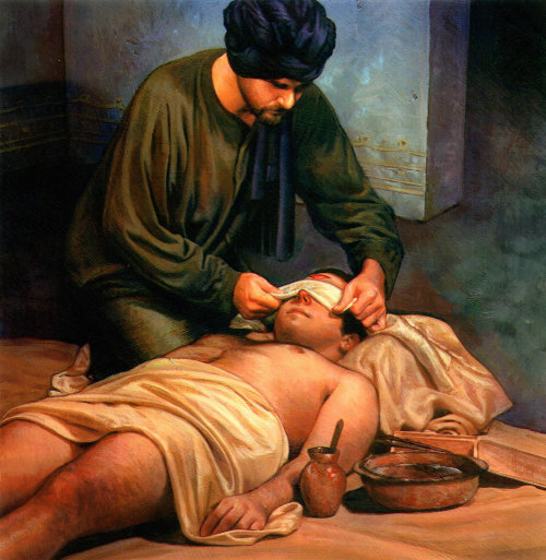 Graphic,men,treatment