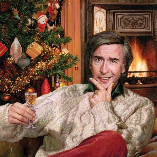 Portrait alan partridge christmas