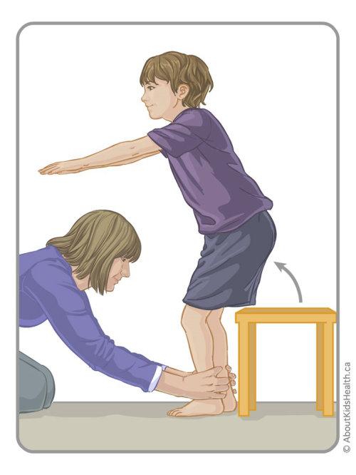 Idiopathic toe walking by Shelley Li Wen Chen
