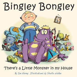 Bingley Bongley Book Cover art