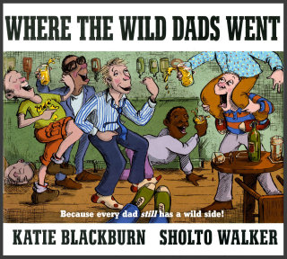 Where the Wild Dads Went Book Cover