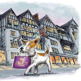 Sholto Walker - International children's book illustrator. UK