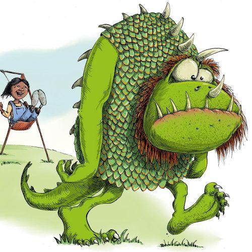 Sholto Walker Ilustrador internacional de libros infantiles. Reino Unido