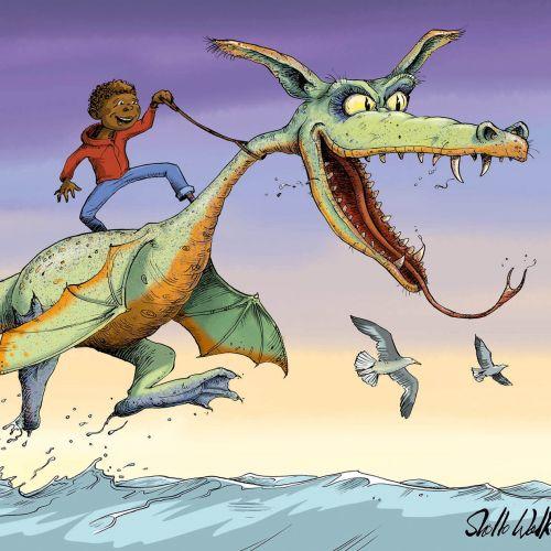 Sholto Walker Cartoon & Humor